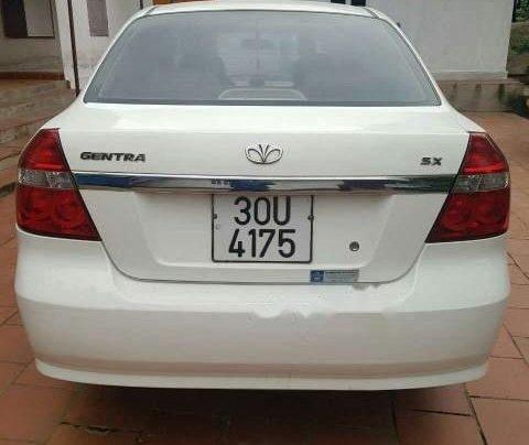 Bán ô tô Daewoo Gentra 2009, màu trắng, nhập khẩu giá cạnh tranh5