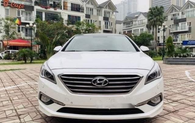 Bán Hyundai Sonata 2.0 năm sản xuất 2016, màu trắng0
