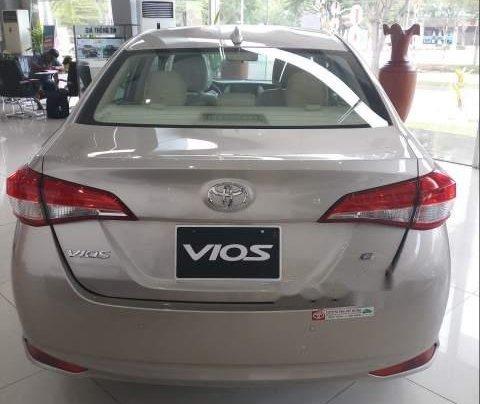 Cần bán xe Toyota Vios E MT đời 2019, giá chỉ 505 triệu5