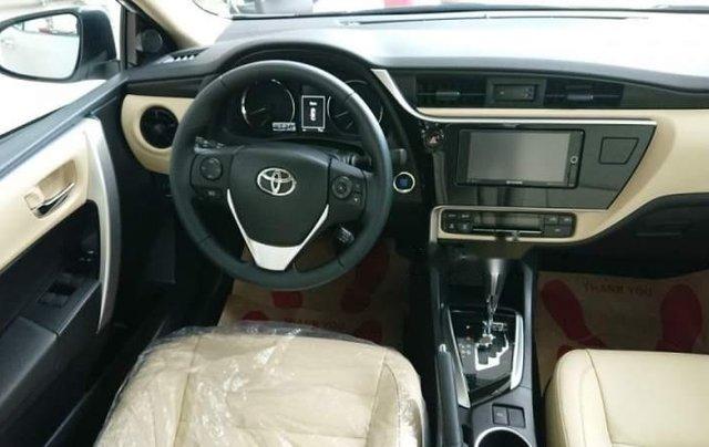 Bán xe Toyota Corolla altis đời 2019, màu nâu5