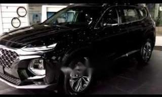 Bán Hyundai Santa Fe sản xuất 2019, màu đen giá cạnh tranh2