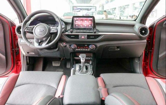 Cần bán Kia Cerato 2019, màu đỏ, giá tốt4