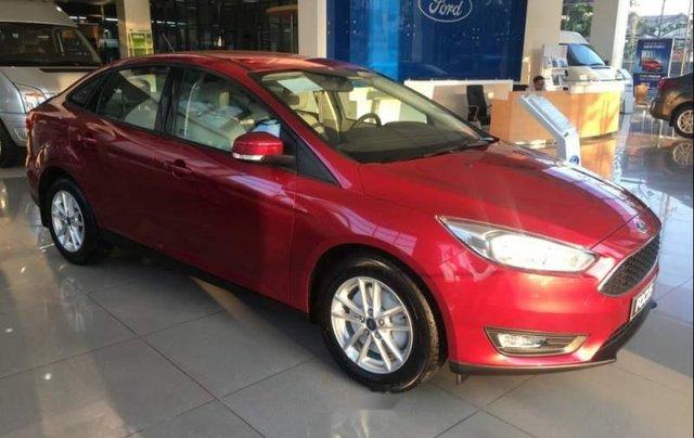 Bán ô tô Ford Focus năm sản xuất 2019, màu đỏ, giá 575tr4
