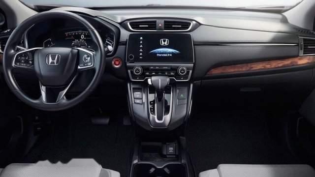 Bán xe Honda CR V đời 2019, màu bạc, xe nhập, giá 983tr2