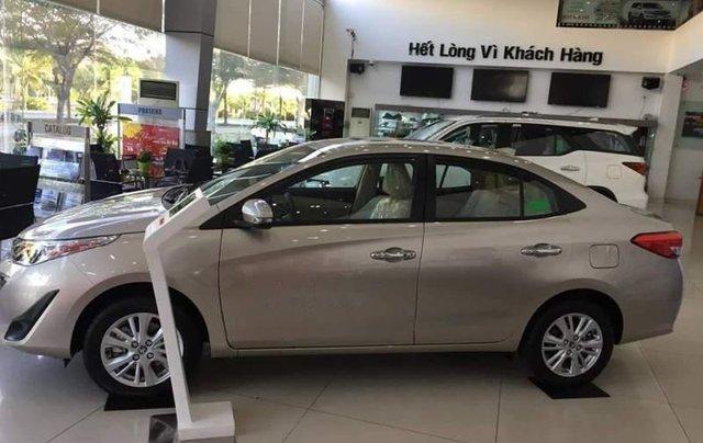 Bán ô tô Toyota Vios năm 2019, 581 triệu1
