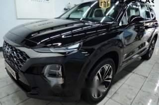 Bán Hyundai Santa Fe sản xuất 2019, màu đen giá cạnh tranh5