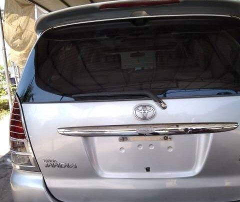 Bán Toyota Innova J sản xuất năm 2007, màu bạc, xe nhập, 247 triệu2