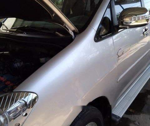 Bán Toyota Innova J sản xuất năm 2007, màu bạc, xe nhập, 247 triệu4
