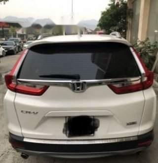Bán ô tô Honda CR V 2018, màu trắng chính chủ1