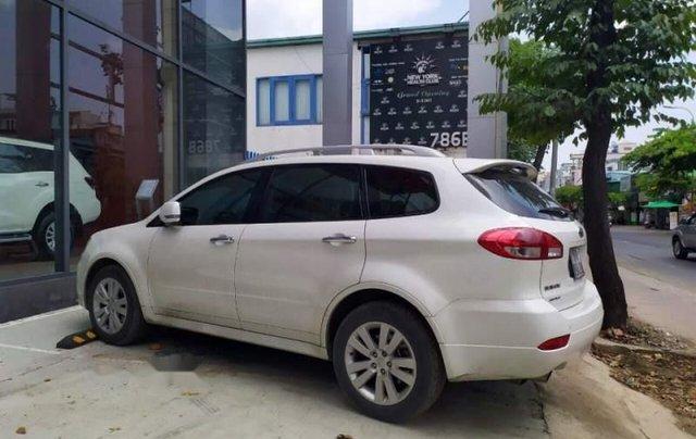 Bán Subaru Tribeca năm 2013, màu trắng, xe nhập2