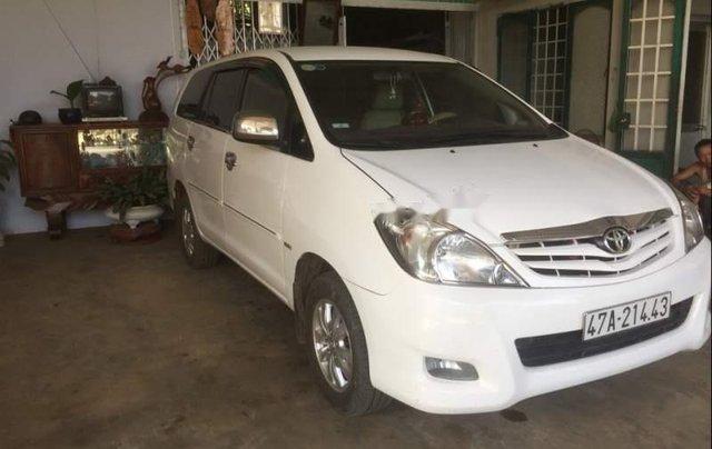 Bán Toyota Innova đời 2010, màu trắng, xe nhập2