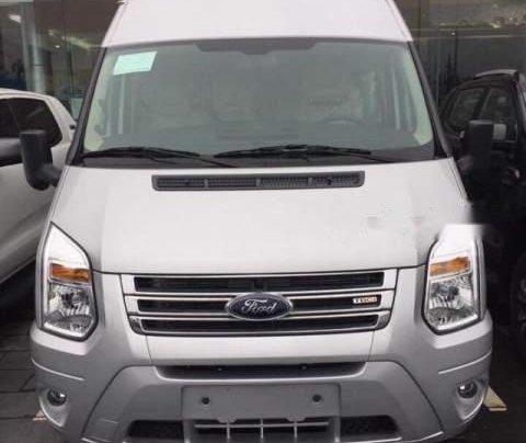 Bán Ford Transit sản xuất năm 2019, màu bạc, xe nhập, 750tr1