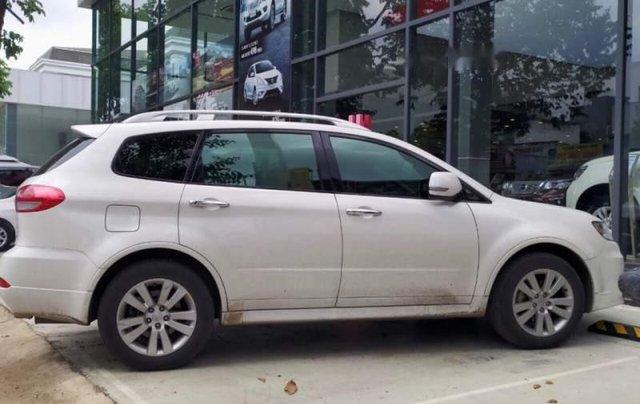 Bán Subaru Tribeca năm 2013, màu trắng, xe nhập1