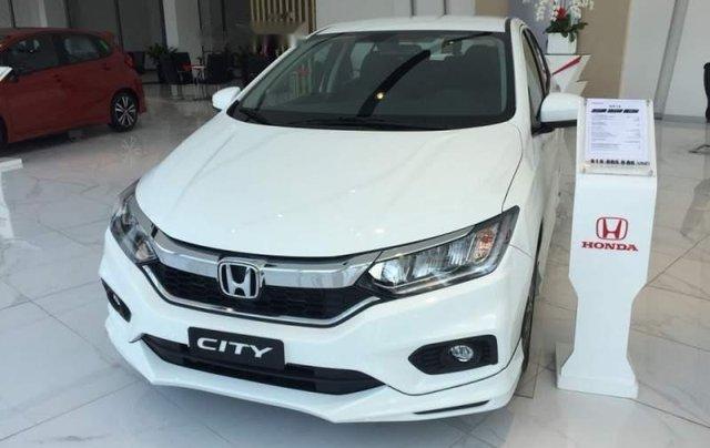 Bán Honda City 2019, màu trắng0