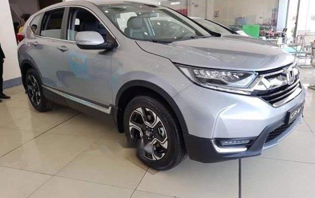 Bán xe Honda CR V đời 2019, màu bạc, xe nhập, giá 983tr0