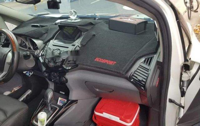 Cần bán xe Ford EcoSport Titanium 2016, màu trắng1