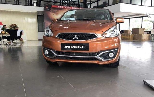 Bán Mitsubishi Mirage CVT sản xuất năm 2019, xe nhập0