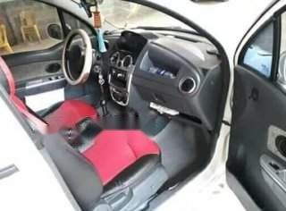 Bán Chevrolet Spark năm sản xuất 2008, màu trắng2