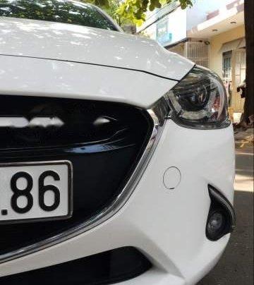 Bán Mazda 2 2015, màu trắng, xe nhập  1