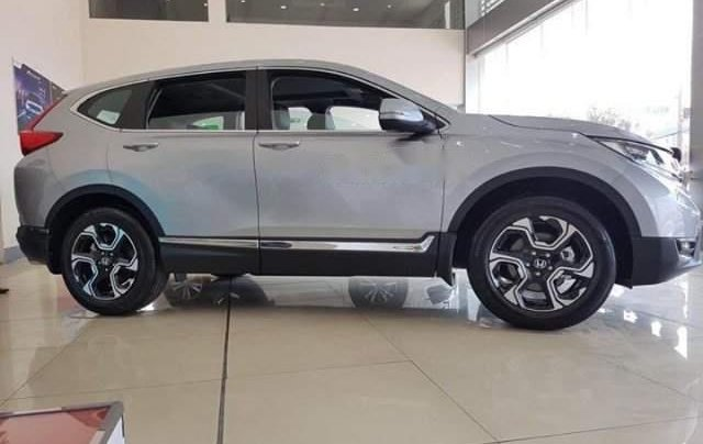 Bán xe Honda CR V đời 2019, màu bạc, xe nhập, giá 983tr5