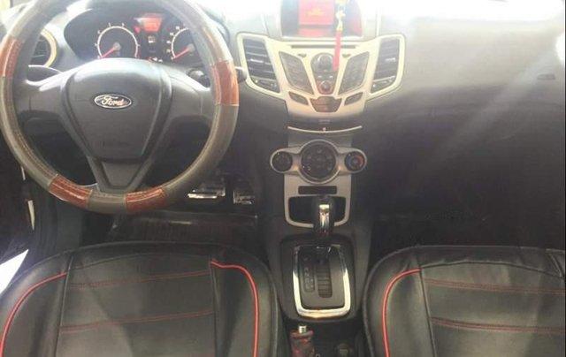 Bán Ford Fiesta 1.6 AT 2011, màu xám, xe nhập số tự động, 330 triệu3