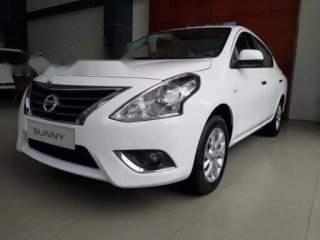 Bán Nissan Sunny đời 2019, màu trắng, giá chỉ 415 triệu5