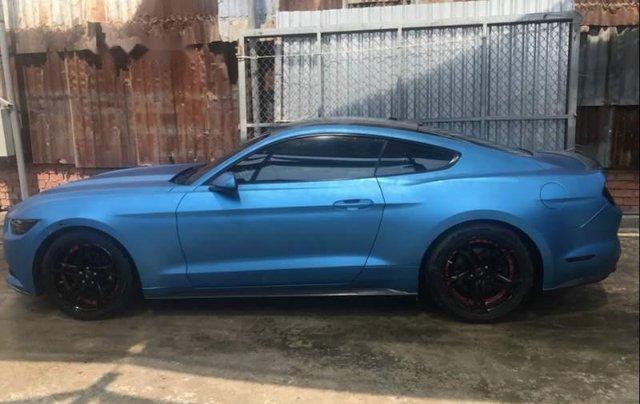Cần bán Ford Mustang sản xuất 2015, màu xanh lam, nhập khẩu nguyên chiếc1