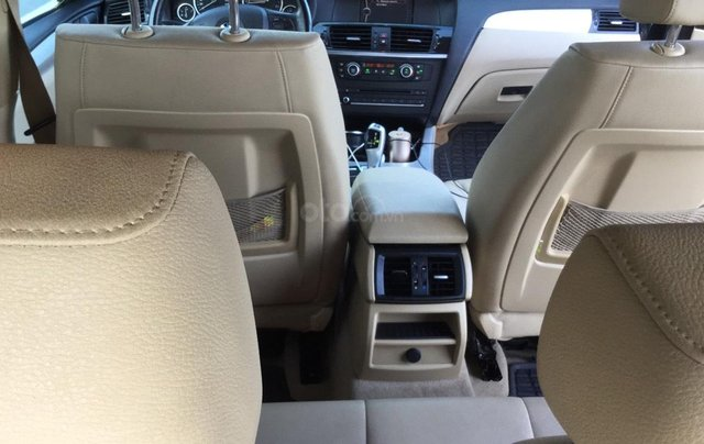 Xe BMW X3 2012, màu đen, nhập khẩu như mới giá cạnh tranh1