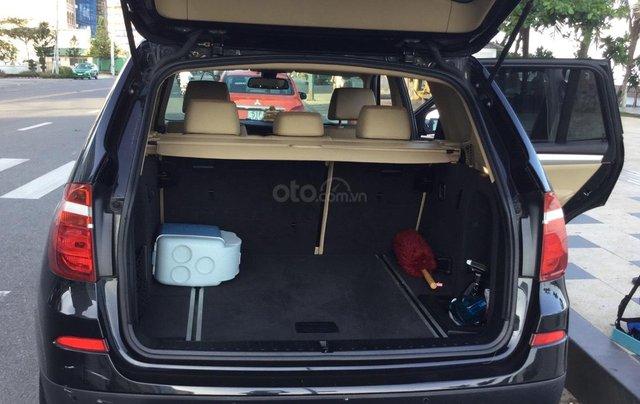Xe BMW X3 2012, màu đen, nhập khẩu như mới giá cạnh tranh3