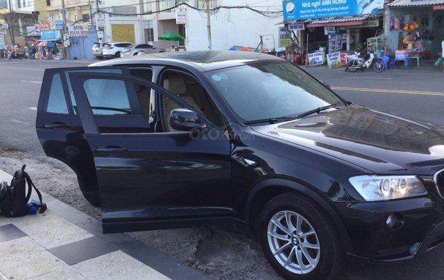 Xe BMW X3 2012, màu đen, nhập khẩu như mới giá cạnh tranh0