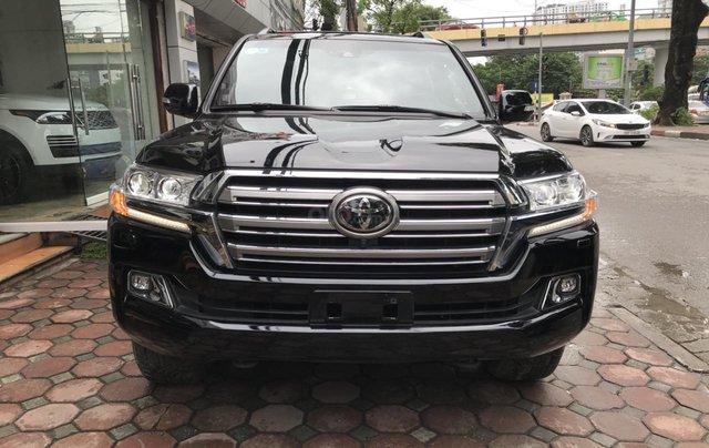MT Auto bán Toyota Land Cruiser V8 5.7 SX 2016, xe mới 100% màu đen, xe nhập Mỹ nguyên chiếc - LH em Hương 09453924680