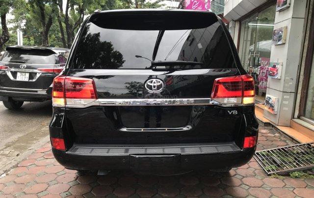 MT Auto bán Toyota Land Cruiser V8 5.7 SX 2016, xe mới 100% màu đen, xe nhập Mỹ nguyên chiếc - LH em Hương 09453924684