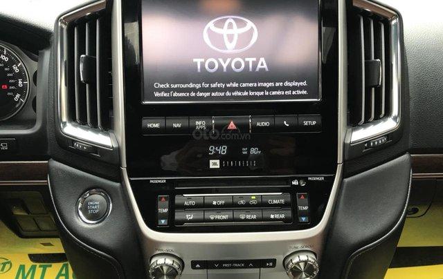 MT Auto bán Toyota Land Cruiser V8 5.7 SX 2016, xe mới 100% màu đen, xe nhập Mỹ nguyên chiếc - LH em Hương 09453924689