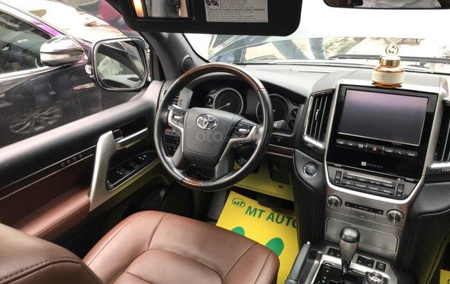 MT Auto bán Toyota Land Cruiser V8 5.7 SX 2016, xe mới 100% màu đen, xe nhập Mỹ nguyên chiếc - LH em Hương 094539246815