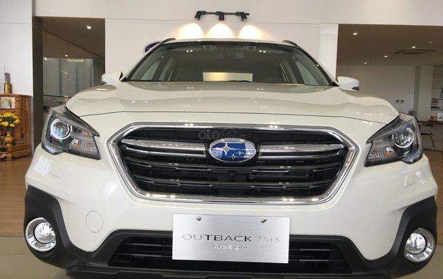 Bán Subaru Outback 2.5 EyeSight tại miền Trung, màu trắng, nhập khẩu nguyên chiếc từ Nhật Bản3