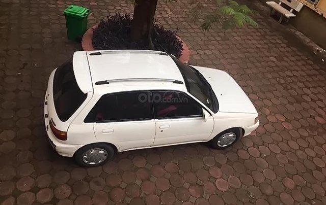 Xe Toyota Starlet 1995, màu trắng, xe nhập số sàn, giá tốt4