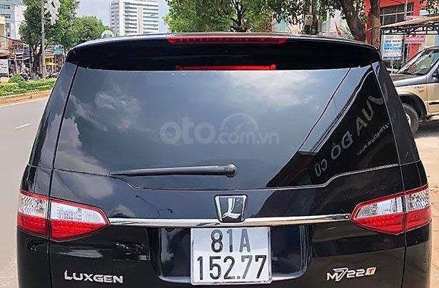Bán ô tô Luxgen M7 2.2 đời 2012, màu đen, nhập khẩu nguyên chiếc 1