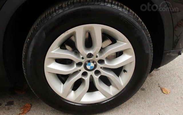Xe BMW X3 xDrive20i màu đen nâu/ kem xe sản xuất 2014 đăng ký 2015 biển Hà Nội4
