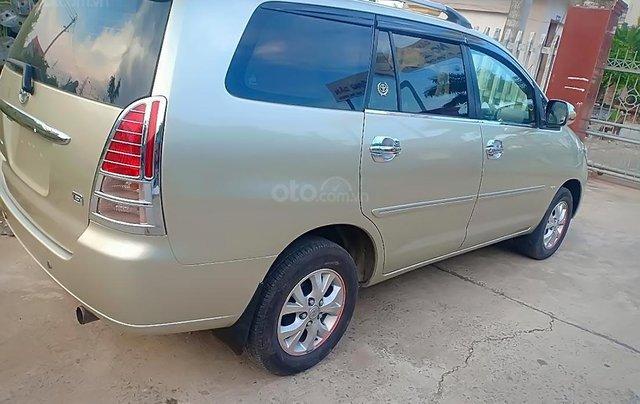 Cần bán Toyota Innova đời 2006, xe gia đình đi giữ kĩ đẹp1