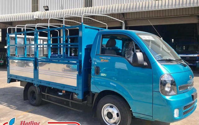 Thaco Kia K250-MB3 thùng mui bạt mở 5 bửng - Động cơ Hyundai D4CB đời 2019 - Trả góp 75%. Liên hệ: 0944.813.9120