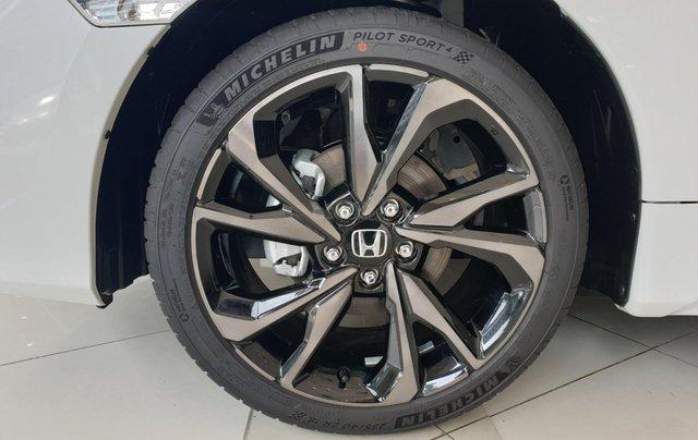 Cần bán Honda Civic RS 2020, xe nhập Thái, giao ngay kèm khuyến mại cực kỳ ưu đãi9