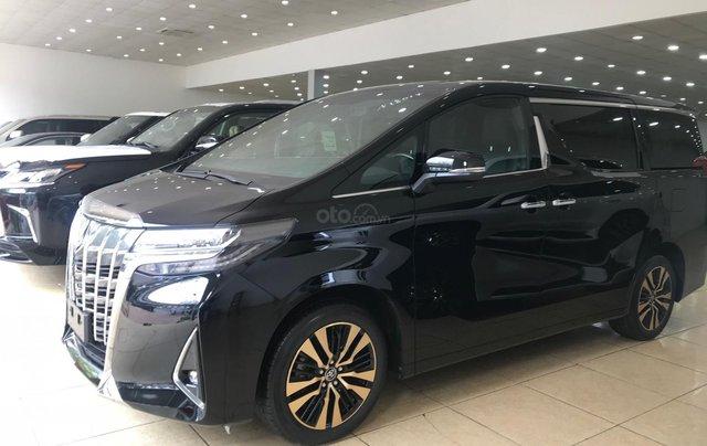 Bán Toyota Alphard Excutive Lounge 2019, màu đen, nhập khẩu nguyên chiếc3