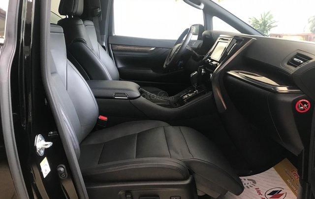 Bán Toyota Alphard Excutive Lounge 2019, màu đen, nhập khẩu nguyên chiếc5