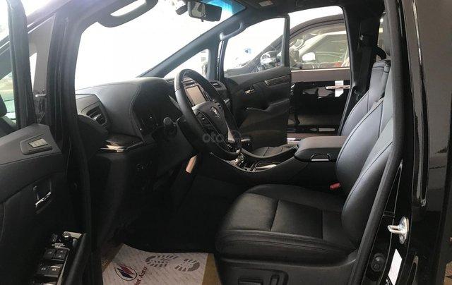 Bán Toyota Alphard Excutive Lounge 2019, màu đen, nhập khẩu nguyên chiếc9