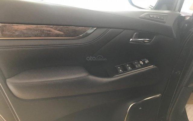 Bán Toyota Alphard Excutive Lounge 2019, màu đen, nhập khẩu nguyên chiếc11