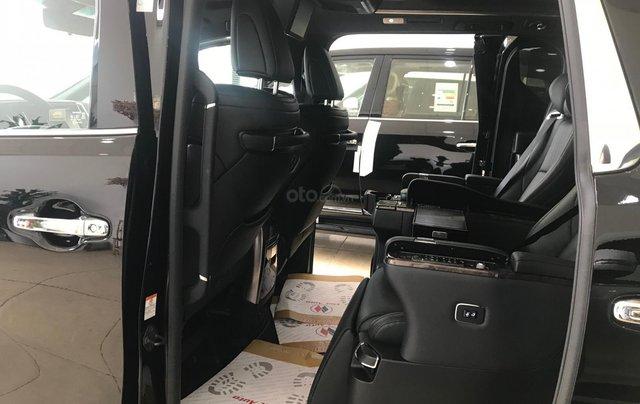 Bán Toyota Alphard Excutive Lounge 2019, màu đen, nhập khẩu nguyên chiếc13