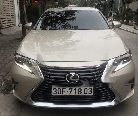 Cần bán Lexus ES 250 năm 2017, màu vàng, nhập khẩu như mới0