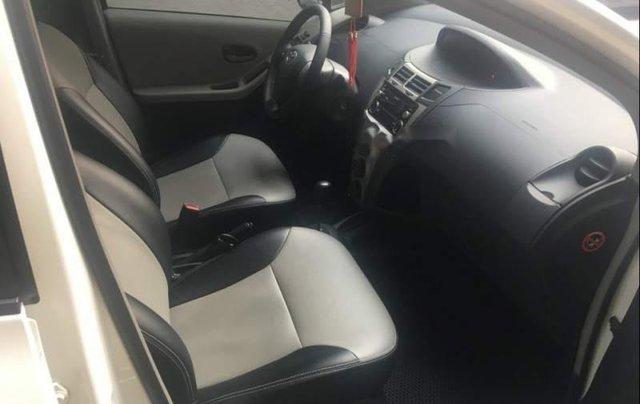 Cần bán xe Toyota Yaris năm 2009, nhập khẩu nguyên chiếc3