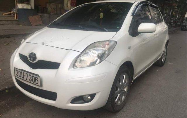 Cần bán xe Toyota Yaris năm 2009, nhập khẩu nguyên chiếc0