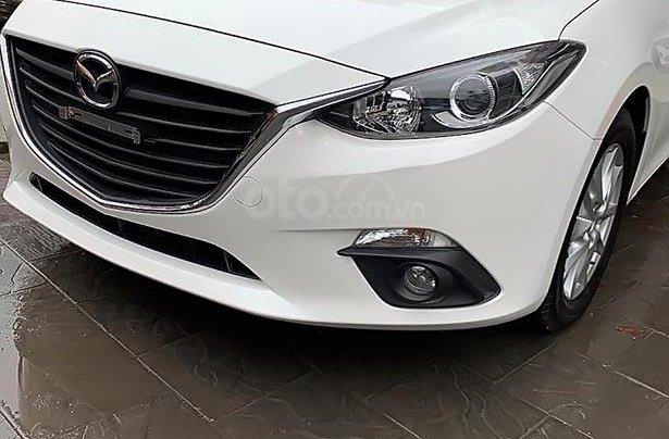 Bán xe Mazda 3 sản xuất năm 2016, màu trắng1
